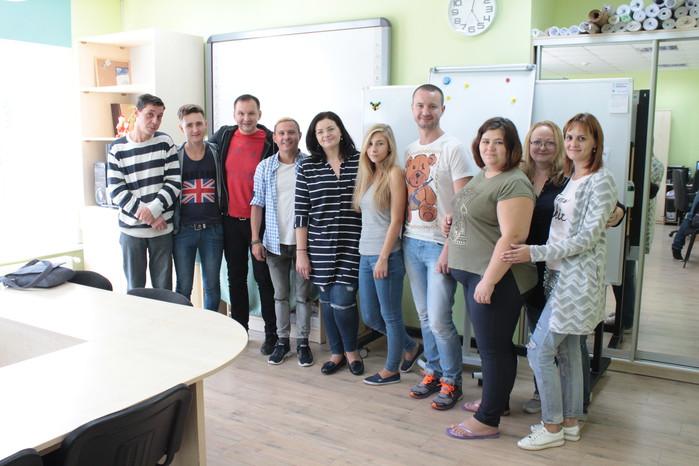 Сотрудники LaSky изучили Кишиневский опыт в борьбе с ВИЧ