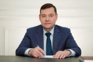Олег Гриднев. Фото с сайта Минздрава