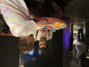 Аутрич в гей клубе Москвы